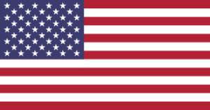 Mission Flag of United States
