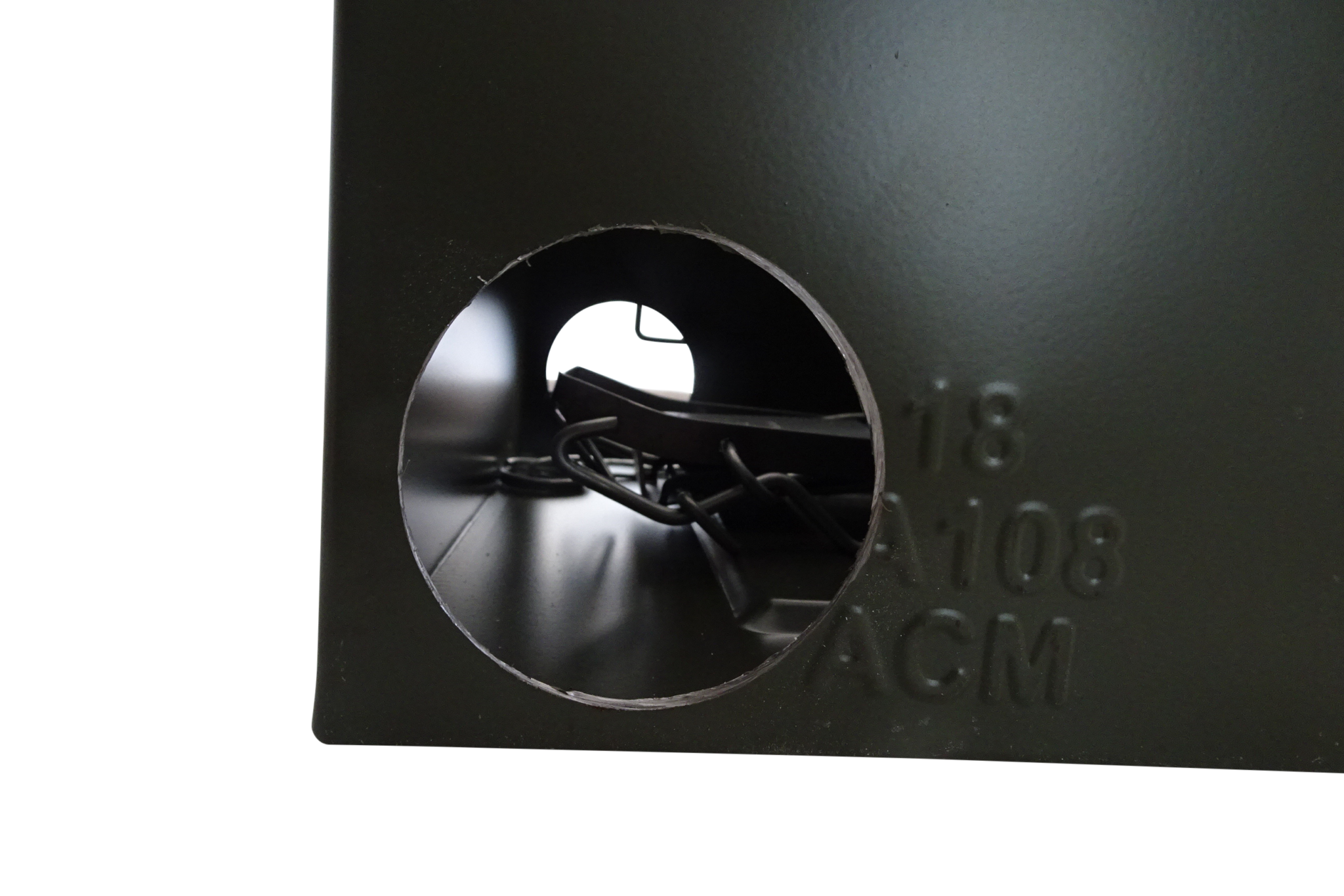 Military Grade Ammo Can Tunnel For Mk4 And Mk6 Fenn Traps