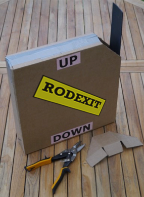 RODEXIT Rodent Proofing Strips